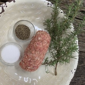 Breakfast Sausage without Sage