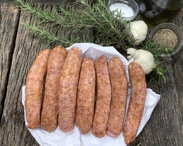 Farm Fresh Smoked Andouille